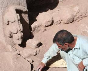 Mégalithes sculptées